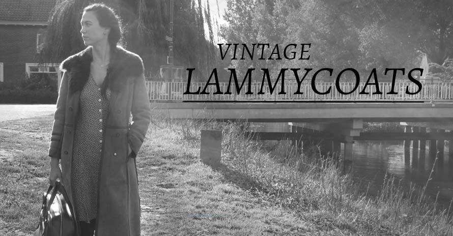 vintage lammy coats