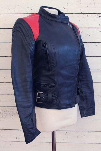 vintage biker jasje