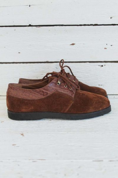 Oude Romagnoli schoenen