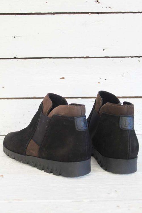 Vintage enkelschoenen, ongedragen!