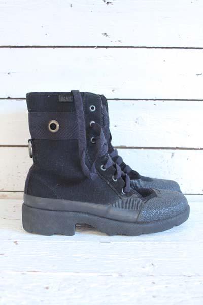 boks schoenen