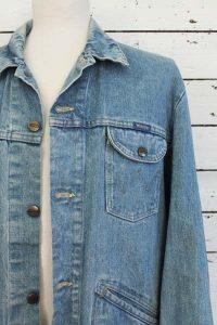 wrangler vintage jas
