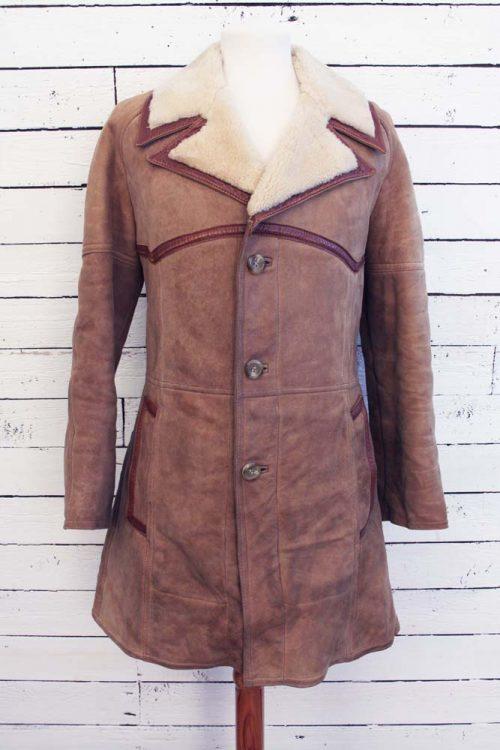 vintage lammy coat