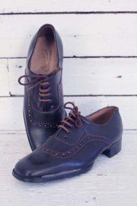 vintage veterschoenen
