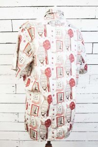vintage heren blouse