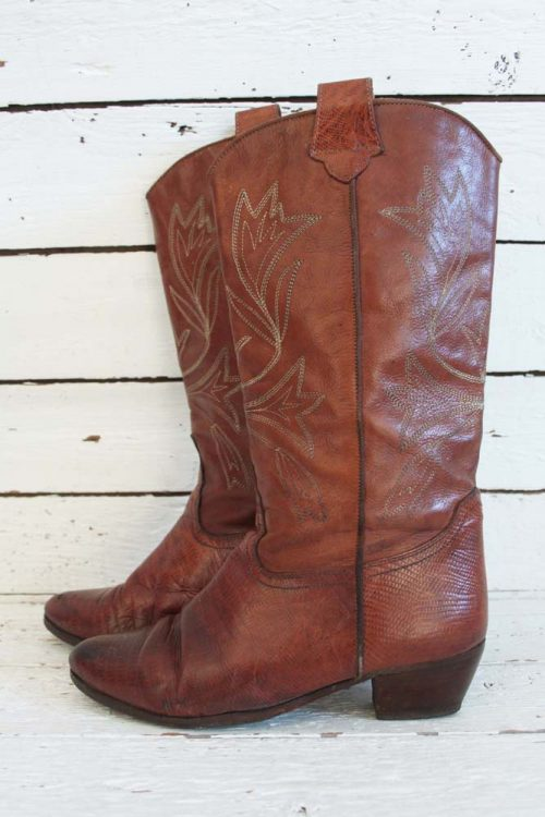 vintage countryboots