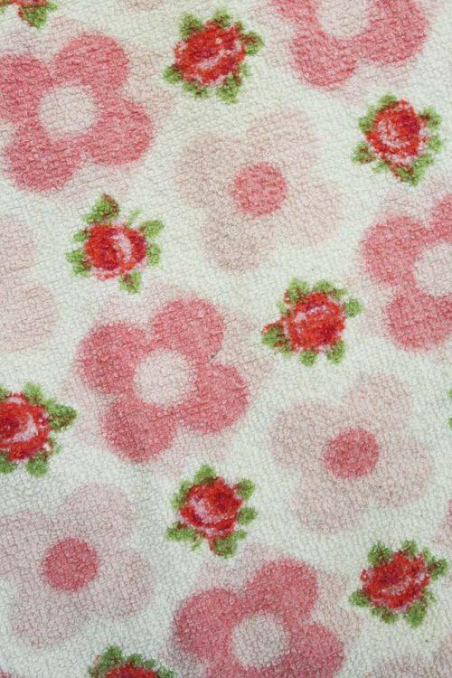 rozen badstof