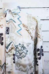 vintage 90s blouse