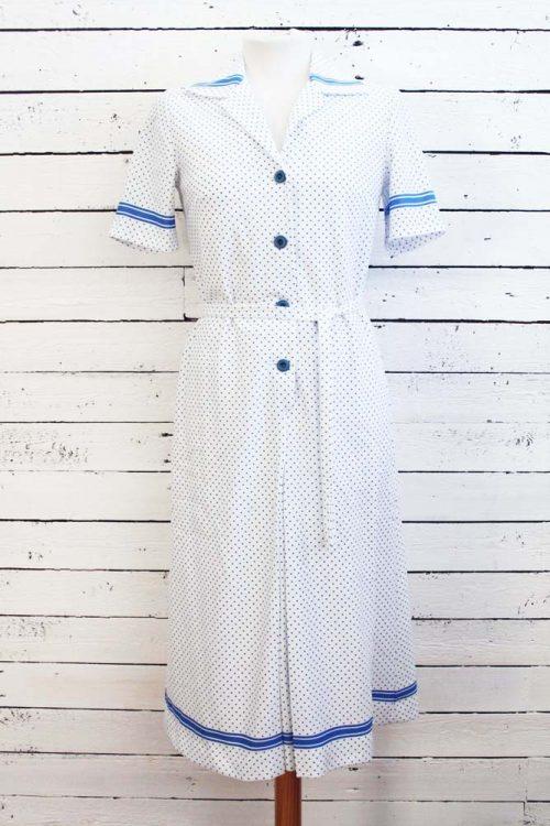 polkadot jurk