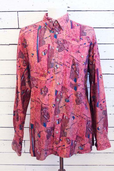 vintage heren blouses