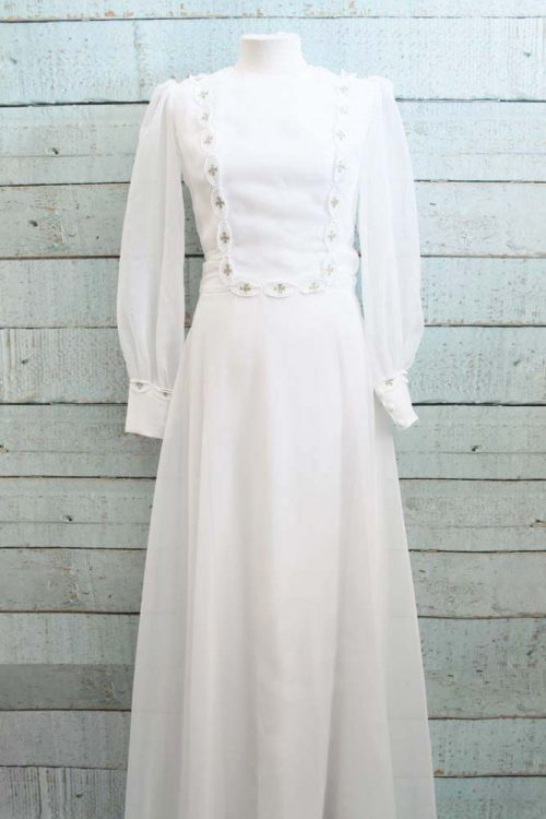 vintage bruidsjurken