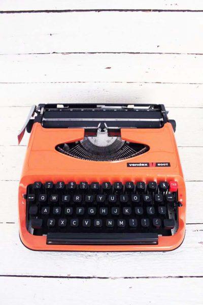 vendex 500t typemachine