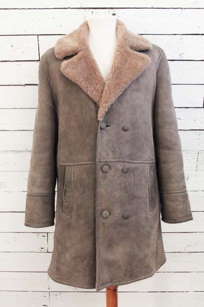 heren lammy coat