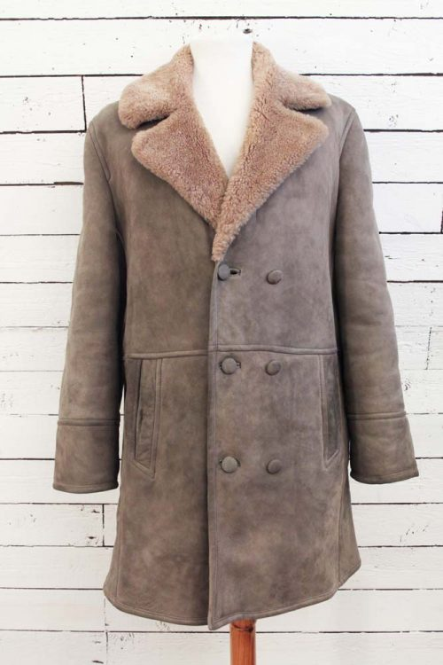 heren lammy coat