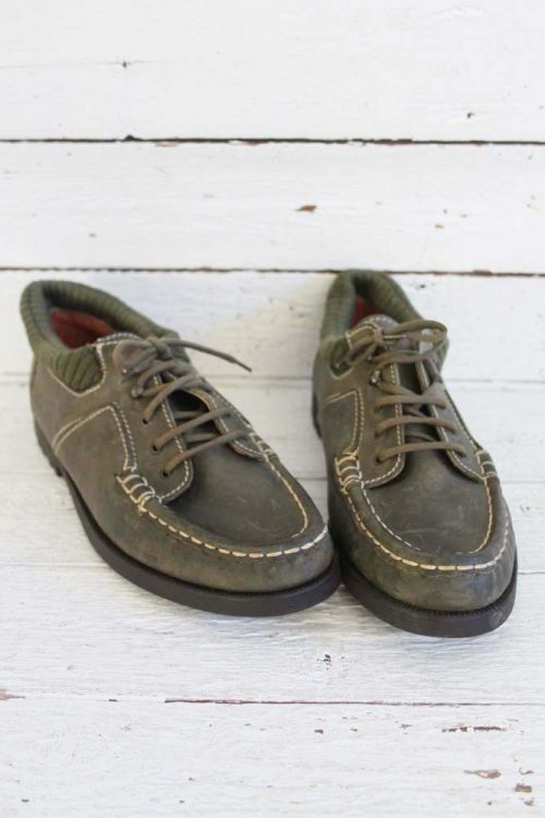 deadstock vintage shoes